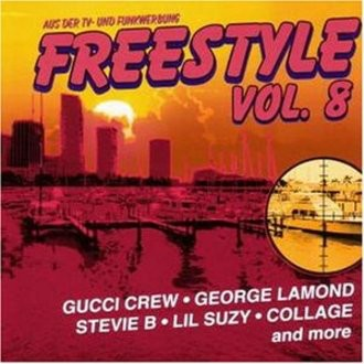 Various - Freestyle Vol. 8