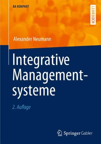 Integrative Managementsysteme (BA KOMPAKT)