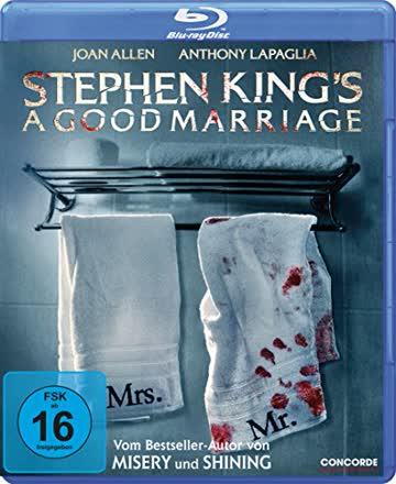 Stephen King's A Good Marriage [Blu-ray]