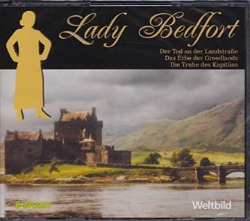 Lady Bedfort - Folge 22-24 - Der Tod an der Landstraße - Das Erbe der Greedlands - Die Truhe des Kapitäns