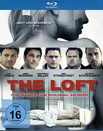 THE LOFT (BLU-RAY) - VARIOUS
