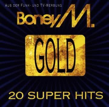 Boney M. - Gold-20 Super Hits