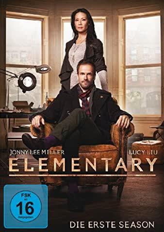Elementary - Die erste Season [6 DVDs]