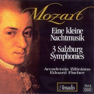 Wolfgang Amadeus Mozart - Nachtmusik/Sym Salzburg [3]