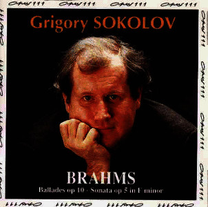 Grigori Sokolov - Balladen Op.10/Sonaten Op.5
