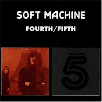 Soft Machine - Fourth/Fifth
