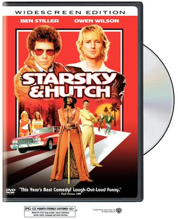 Starsky & Hutch [DVD] [2004] [Region 1] [US Import] [NTSC]