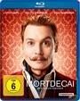 Mortdecai - Der Teilzeitgauner [Blu-ray]