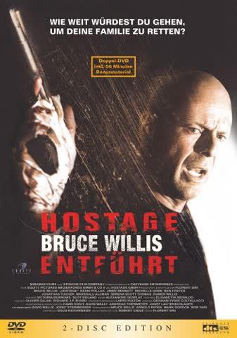 Hostage - Entführt (2 DVDs)