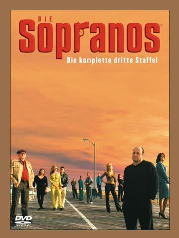 Sopranos - 3. Staffel