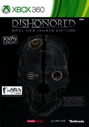 Dishonored: Spiel des Jahres Edition [AT - PEGI] - [Xbox 360]