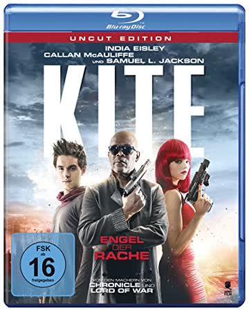 Kite - Engel der Rache (Uncut Edition) [Blu-ray]