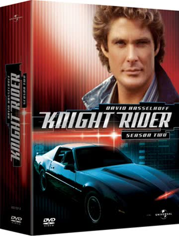 Knight Rider - Season Two (6 DVDs)