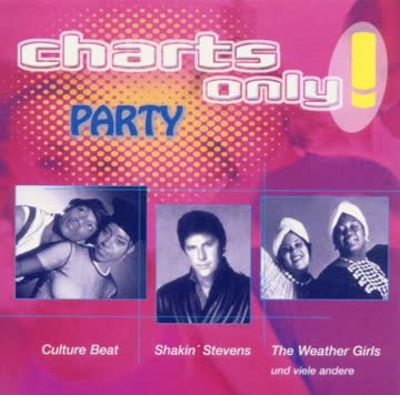 Various - Charts Only-Party