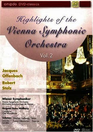 Vienna Symphonic Orchestra - Highlights Vol. 02
