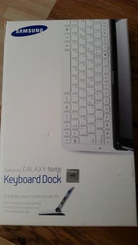 Keyboard Dock - Samsung EKD-K14DWEGXEG