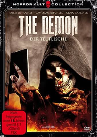 The Demon - Der Teuflische (Horror Kult Collection) (DVD)