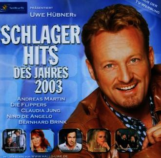 Various - Schlager Hits 2003-Uwe Hübner