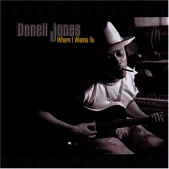 Jones Donell - Where I Wanna Be