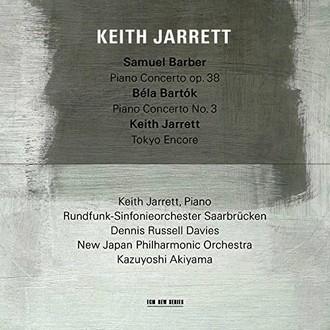 Keith Jarrett - Samuel Barber/Bela Bartok