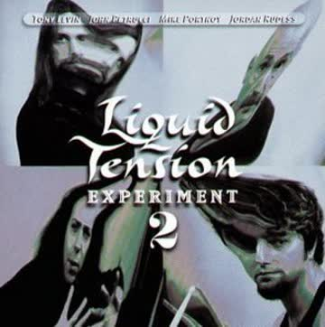 Liquid Trio Experiment - L.T.Experiment 2