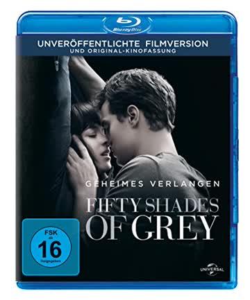 Fifty Shades of Grey - Geheimes Verlangen [Blu-ray]
