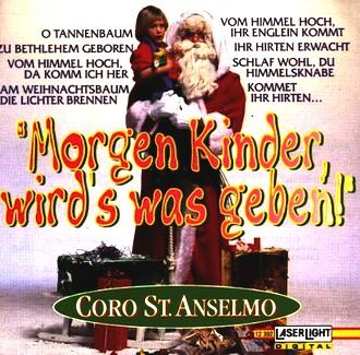 Various - Morgen Kinder Wird's Was...