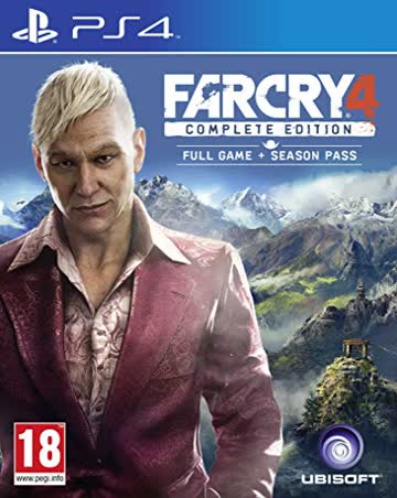 Far Cry 4 Complete Edition[AT-PEGI]