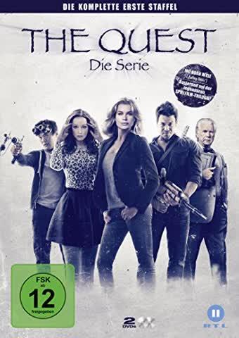 The Quest - Die Serie, die komplette erste Staffel [2 DVDs]