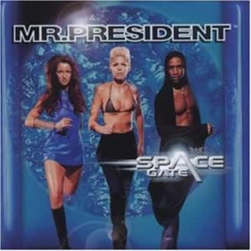 Mr.President - Space Gate