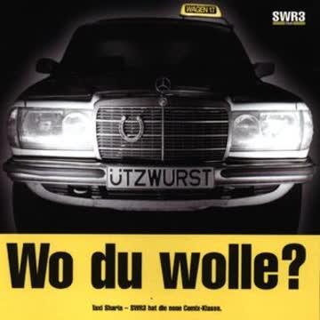 Ützwurst & Osterwelle - Wo du wolle?