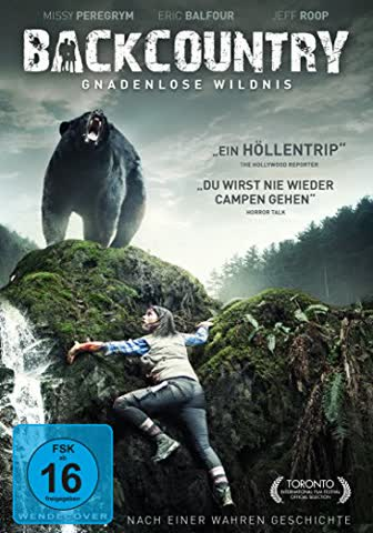 Backcountry - Gnadenlose Wildnis (DVD) DE-Version