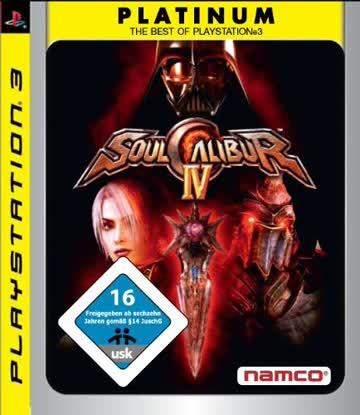 Soul Calibur IV [Platinum]