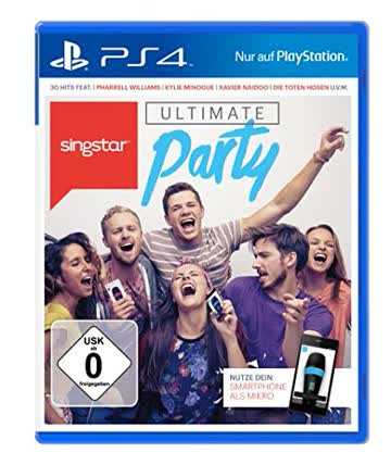 SingStar: Ultimate Party [German Version]