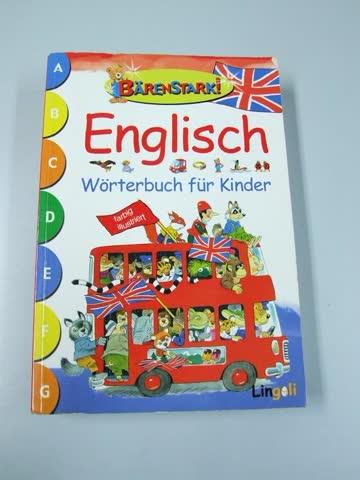 """Englisch für Kinder """"Bärenstark"""". Englisch Wörterbuch"""