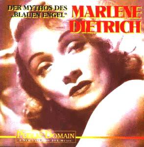 """Marlene Dietrich - Der Mythos des """"Blauen Engel"""""""