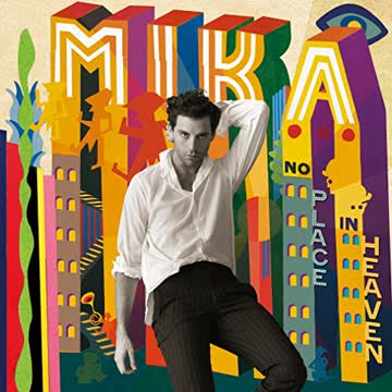 Mika - No Place in Heaven(Standard French Edition)