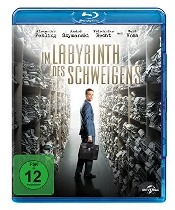 Im Labyrinth des Schweigens [Blu-ray]