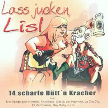 various - lass jucken,lisl-14 scharfe cd german folk