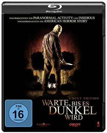 Warte, bis es dunkel wird (Uncut) [Blu-ray]
