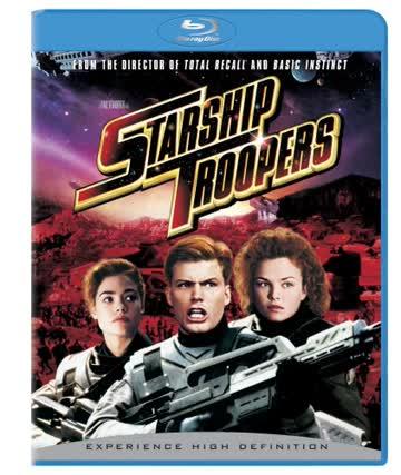 Starship Troopers (+ BD Live) [Blu-ray]