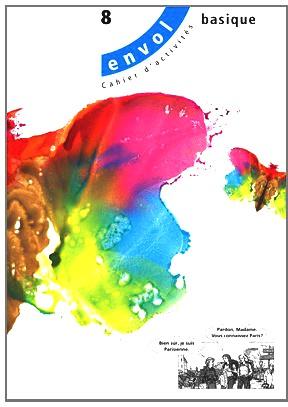 envol 8 - Cahier d'activités basique