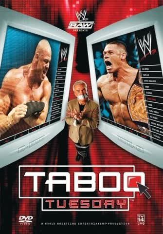 Wwe: Taboo Tuesday 2005 [DVD] [Import]