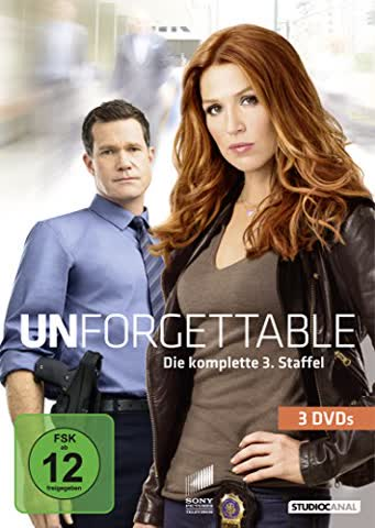 Unforgettable - Die komplette 3. Staffel [3 DVDs]