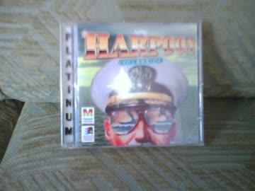 HARPOON CLASSIC VERSION PC CD ROM GAME WINDOWS/MACINTOSH /MS DOS