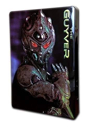 The Guyver - 3D-Future-Pack (Steelbox Blu-Ray + DVD) limitierte Auflage!!