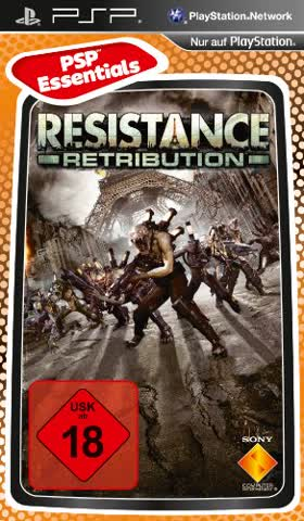 Resistance: Retribution [Essentials]