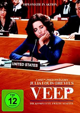 VEEP SEASON 2 - VARIOUS [DVD]