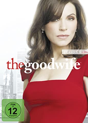 The Good Wife - Season 5.2 (FSK 12 Jahre) DVD