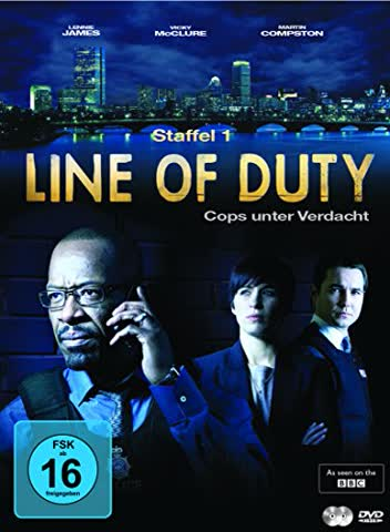 Line of Duty - Cops unter Verdacht, Staffel 1 [2 DVDs]